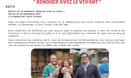 La Gazette de la fédération du Calvados N°5 • OCTOBRE 2021