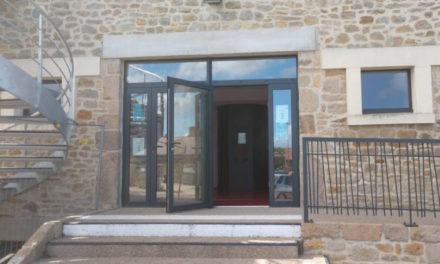 Inauguration Saint-Pierre-Église